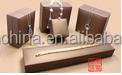 jewel packaging Wood ring box