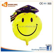 Giant Mylar Balloon for Graduation Theme, Balloons Party Decoration