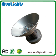 AC 85-265V Aluminium alloy 250w led high bay light with CE and ROHS certification