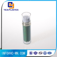 New High End Clear Fire Resistant Double Chamber Bottle