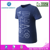 OEM Factory Customise Man Printd T shirt Dry Fit Crewneck T-shirt Breathable Polo T Shirt