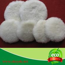 wholesale sheepskin wool car buffing/polishing pad