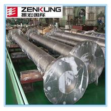zenkung steel forged marine intermadiate shaft lowe boat parts