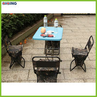 outdoor table and chair set HQ-1052-119