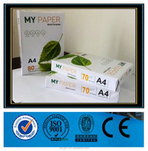 80gsm A4 Colorful Virgin Pulp Copy Paper Of 10 Various Colors Mixed