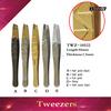OEM manufacture eyebrow mini tweezers