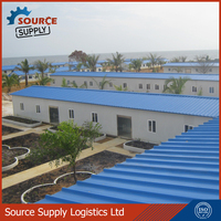 modern design camp cabins, prefabricated residential houses prefabricated building house