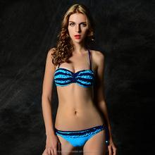Unique design newest swimwear hot sexy colorful women bikini