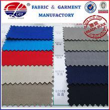 anti-static uniform fabric cotton poly fabric fine twill