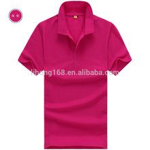 nuevo estilo polo camiseta/camisa deportiva
