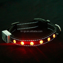 popular nice led www.sex.com dog collar and leashes for sale