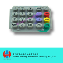 Verifone Nurit 8320 silicone button