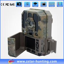 Zstar 2015 OEM manufacturer weatherproof outdoor hidden time laspe camera