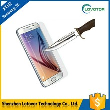 Factory price mobile phone 0.2mm/0.3mm Tempered Glass Screen protector/film for samsung galaxy note 4