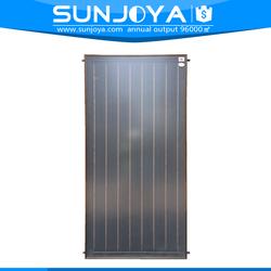 Max 1.2Mpa Pressure All Copper Absorber Solar Pool Heater Collector