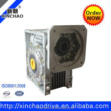 NMRV050 10: 1 ratio gearbox worm gear speed reducer made in china
