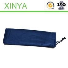 New Products plain glasses pouch/microfiber lens cleaning pouch /eyewear bag
