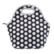 factory price warm heat food conainer insulation neoprne lunch bag