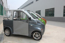2015 hot sale electric car/48V 1.1W motor electric vehicles for disabled/4 wheel electric mini car