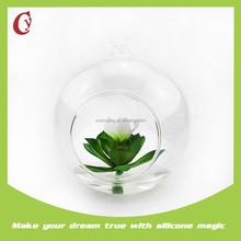 Fabric Home and Wedding Decoration artificial flower bonsai