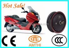 13 inch 8kw 96v Bldc Electric Wheel Hub Motor For Electric Motorcycle,motorcycle motor scooter manufacturer,Amthi