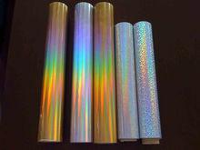 Hologram hot stamping foil
