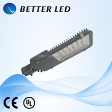 Top quality 60 watt led street light with Bridgelux chip and meanwell driver alibaba express led street light