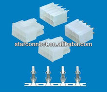 connector 4.2mm pitch minifit