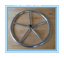 S.S 304/316 steering wheel, ship/boat/yacht steering wheel