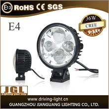 4x4 offroad led work light 36W cree LED spot work light news product on China market