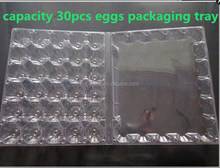 oem design PVC cheap price plastic tray egg for sale/transparent clear egg tray