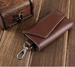 leather key holder ,key hodler , wallet