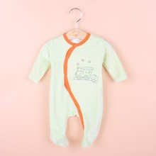 R&H fashion water printed soft baby clothes fashion girl