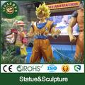 Lisaurus-R Estatua de las carácters del dibujo animado