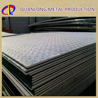8mm Hot Rolled Carbon Standard Steel Checkered Plate Sizes