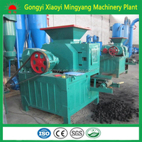 ISO CE SGS Trade Assurance charcoal coal ball briquette press making machine008613838391770