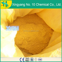pigment yellow iron oxide 313 for dyeing construction
