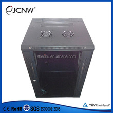 "19"" 18U cheap double sectioned blade server with vented door border"