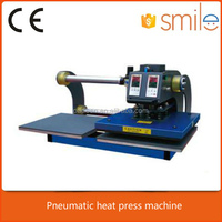 2015 upgraded dye sublimation heat press machine