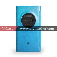 2013 new genuine leather case Nokia Lumia 1020, for Nokia Lumia 1020 new accessories