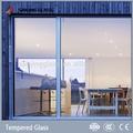 claro templado de vidrio de la ventana de vidrio y los precios