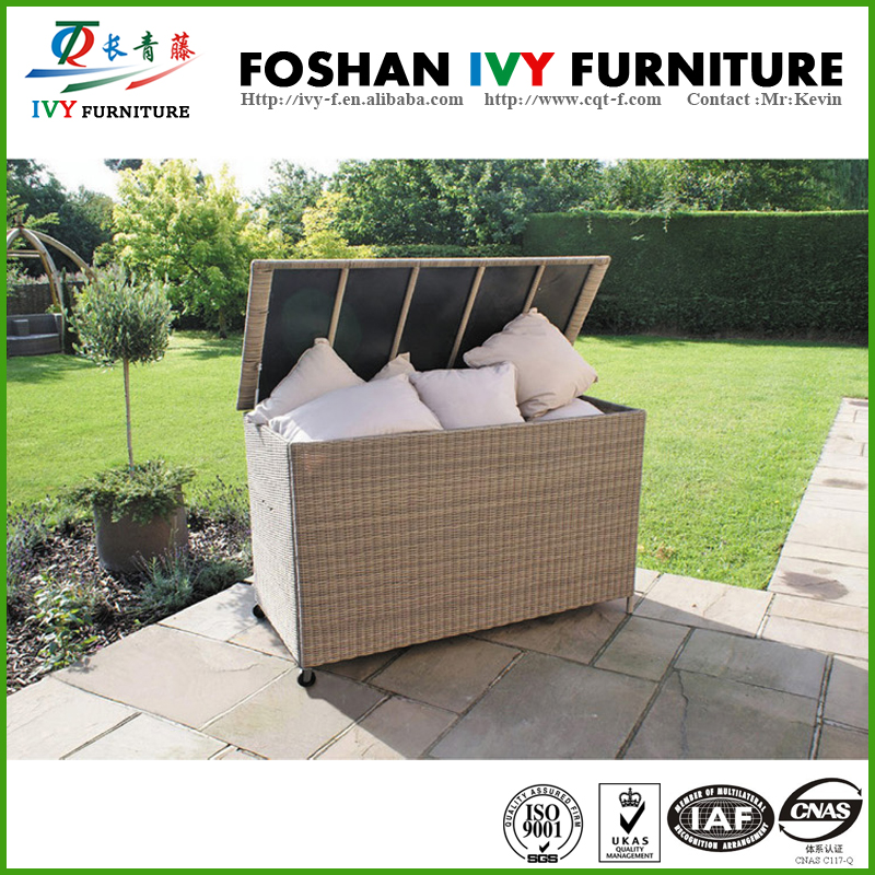 Waterproof Outdoor Cushion Storage Box Buy Rattan