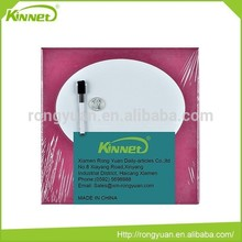 Goog quality promotional no frame whiteboard magnet customize