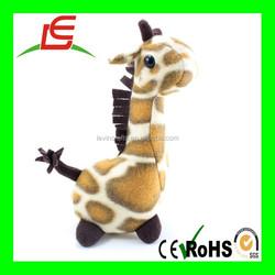 Plush giraffe for kids, Customised toys,CE/ASTM safety stardard