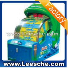 LSJQ-315 Bass Wheel Redemption ticket game machine amusement game machine for sale coin operated electronic game machine