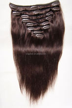 brazilian hair yaki clip in bangs for black women, 100 human hair bangs