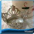 baratos coroa porta guardanapo de casamento