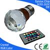 www.alibaba.com new prodcut crystal light 3w rgb e27 led bulbs