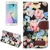 alibaba express PU Leather mobile case for galaxy s6 edge plus wallet cover