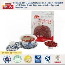 Chinese dry ningxia goji slim tea